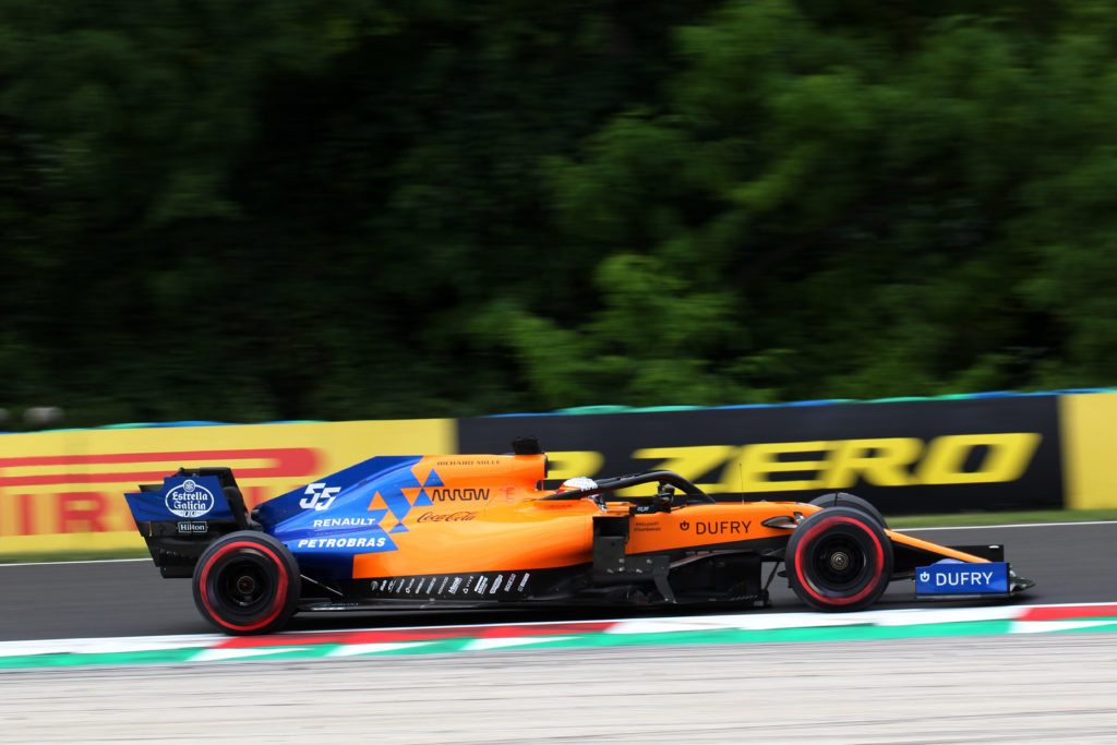 "Formula 1   McLaren, Sainz realista: ""Non saremo in grado di staccarci dal centro gruppo"""