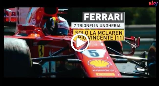 F1 | GP Ungheria, numeri e statistiche sul week-end di Budapest [VIDEO]
