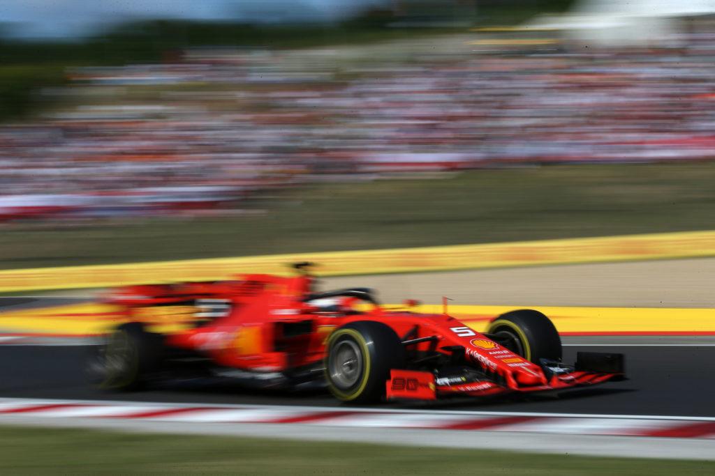 F1 | GP Ungheria, Vettel chiude sul podio il week-end di Budapest