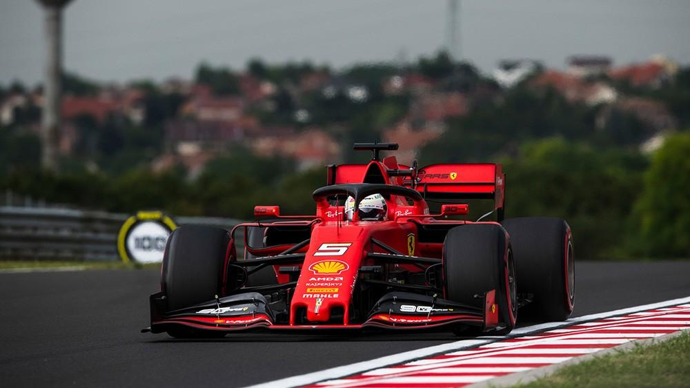 Formula 1 | GP Ungheria, terzo e sesto tempo per Vettel e Leclerc nelle FP1 di Budapest