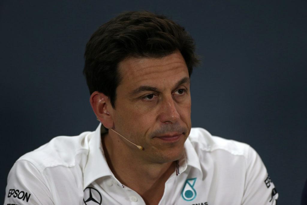 Formula 1   Toto Wolff dice no a Mick Schumacher
