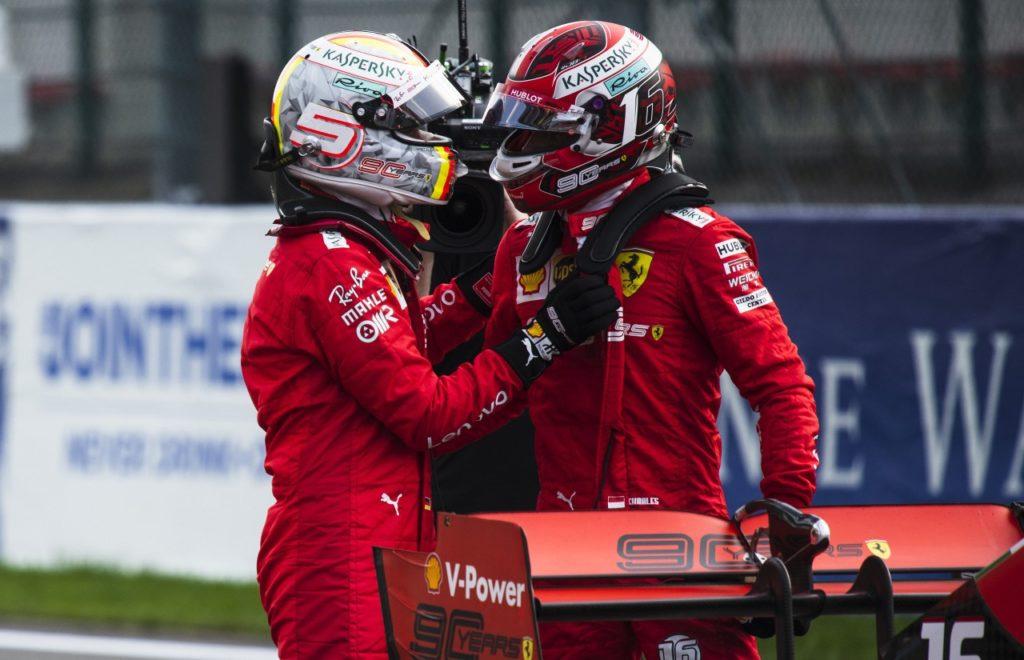 F1   Vettel in Belgio ha corso da vero capitano e merita rispetto