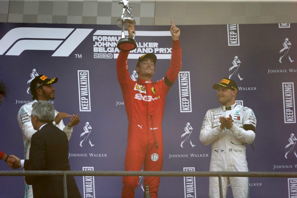F1   Emozioni rosse: Leclerc sboccia nel giorno in cui la Ferrari ritrova se stessa