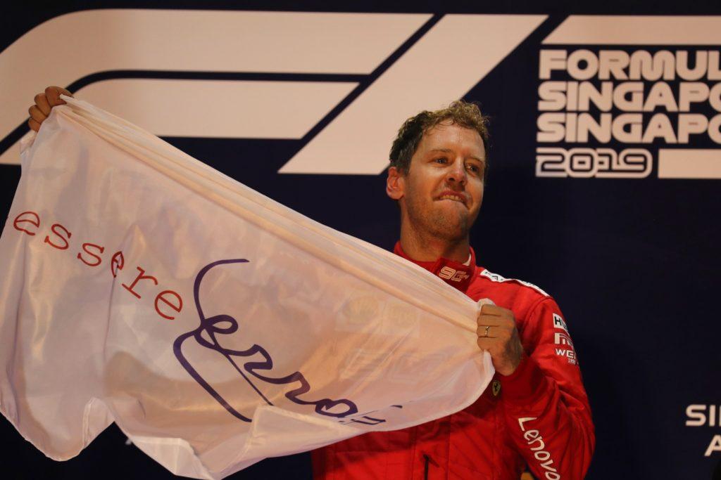 Capitan Vettel e il vascello ritrovato, e ben venga un po' di sana rivalità con Charles