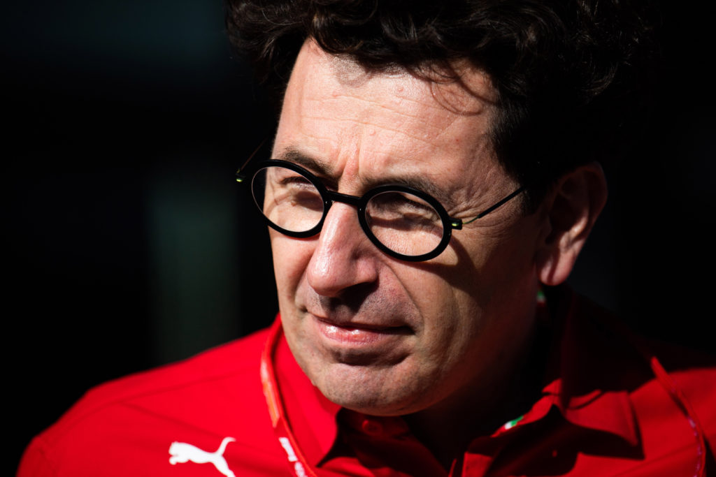 "F1 | Ferrari, Binotto: ""A Monza introdurremo la nostra terza power unit"""