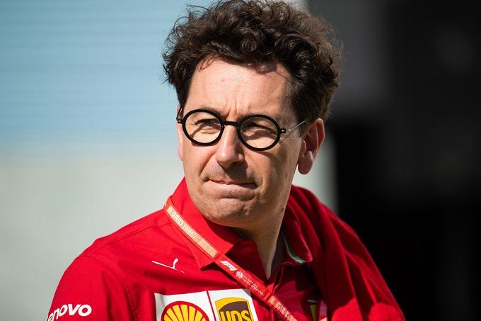 """F1   Ferrari, Binotto sulla trasferta di Marina Bay: """"Porteremo alcune componenti nuove"""""""