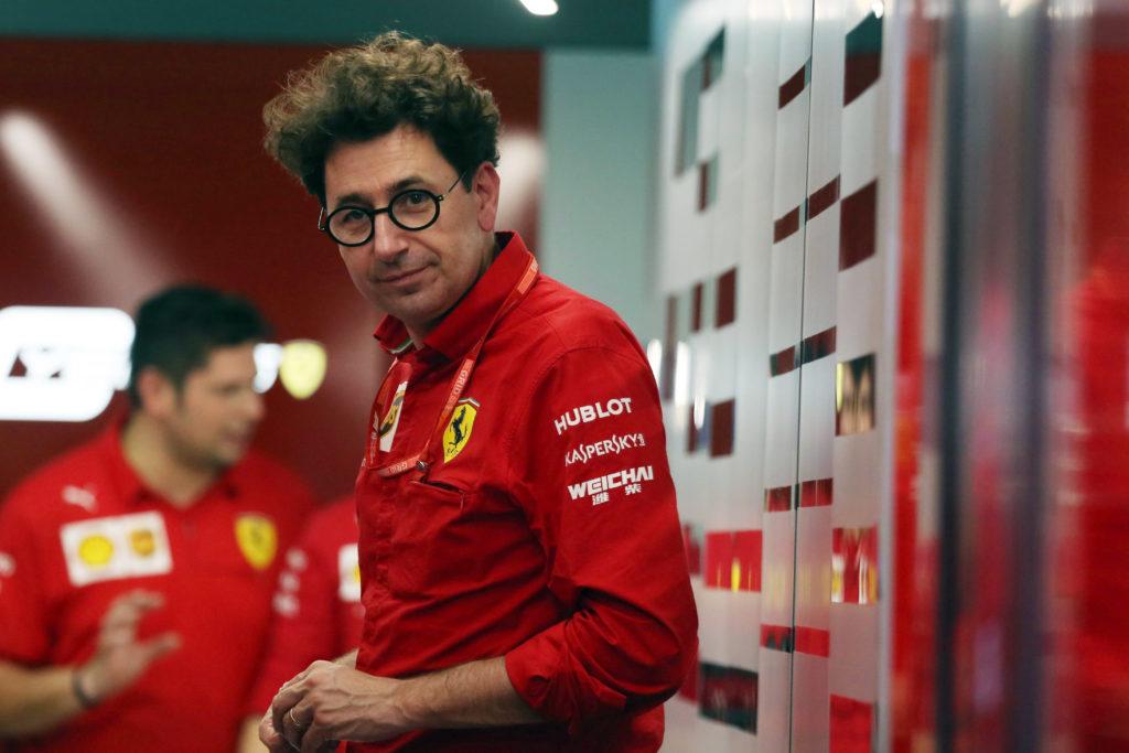 Rosberg avverte la Ferrari e Binotto: