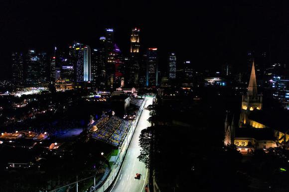 F1   GP Singapore, Pirelli: comunicati i treni di gomme scelti dai piloti