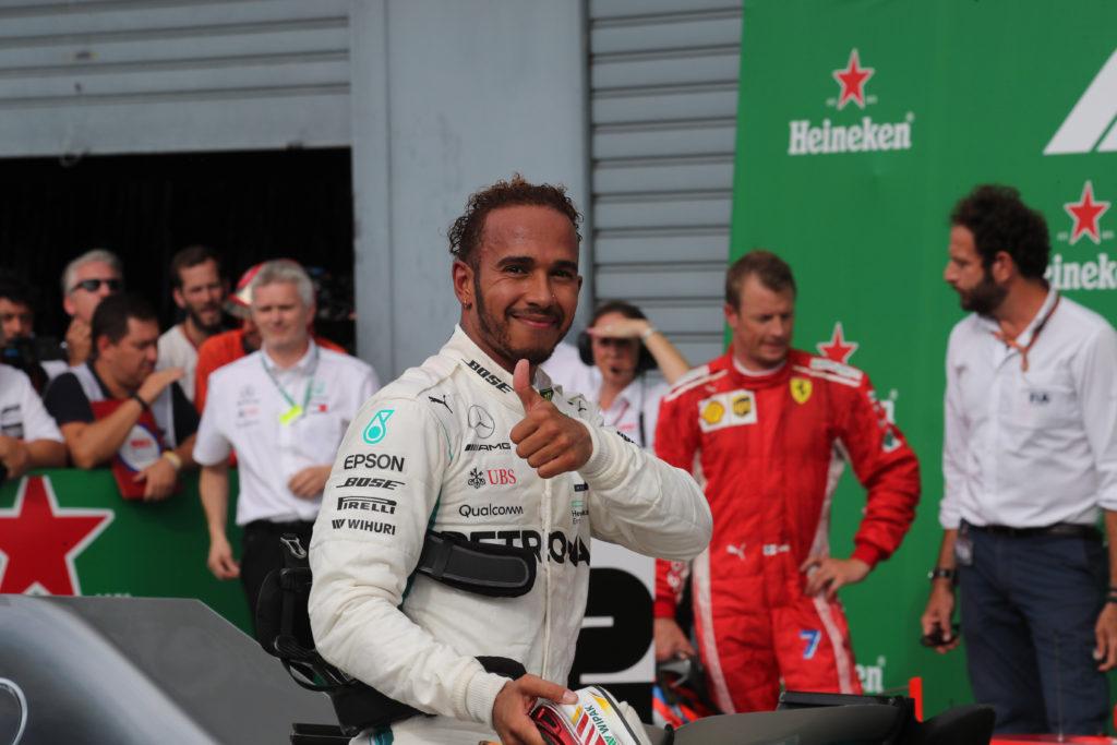 F1 | GP Italia, Hamilton a caccia della sesta vittoria a Monza