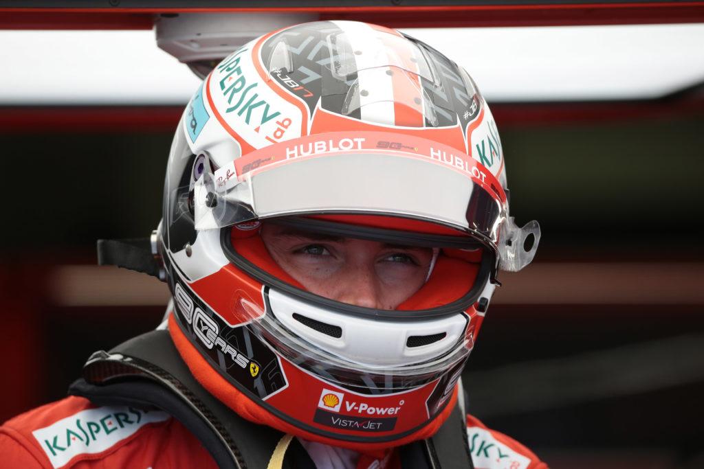"F1 | Ferrari, Leclerc: ""A Monza accoglienza eccezionale"""