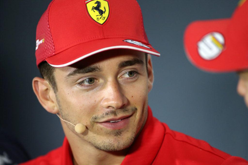 Monza, la Ferrari di Leclerc conquista la pole position