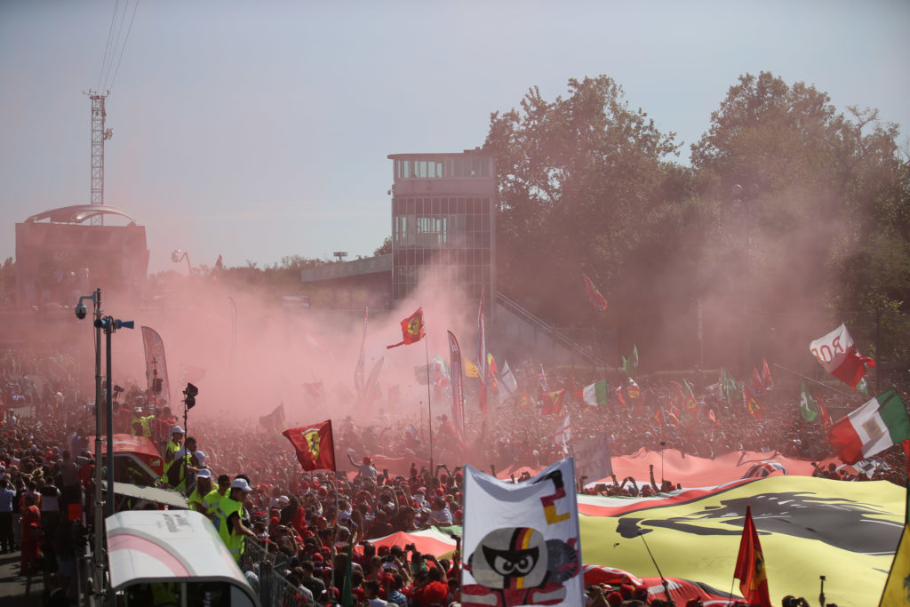 F1 | GP Italia, firmato il rinnovo fino al 2024