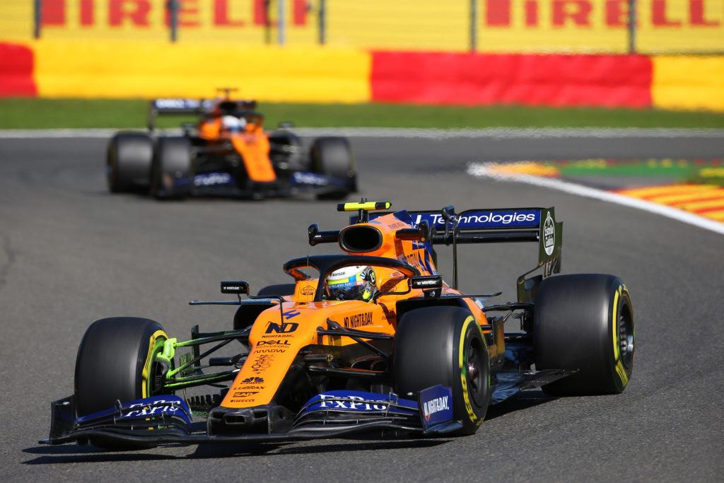 "F1   GP Belgio, Norris eletto ""Driver of the Day"""