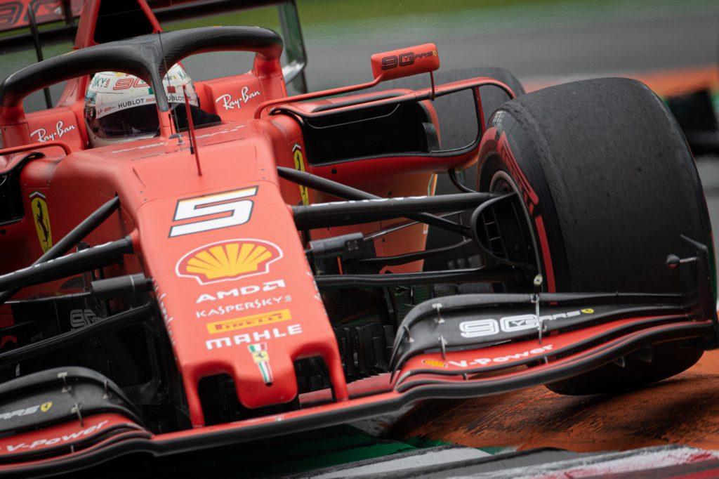 F1 | Monza, Sebastian Vettel è sotto investigazione