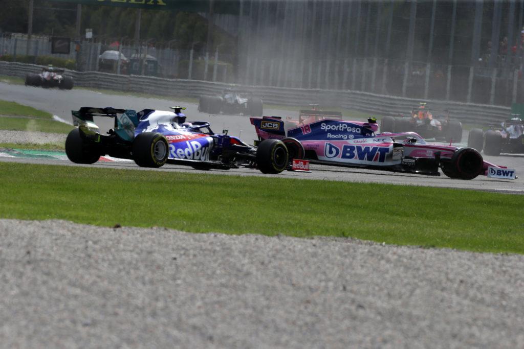 F1 | Zero punti per la Toro Rosso a Monza
