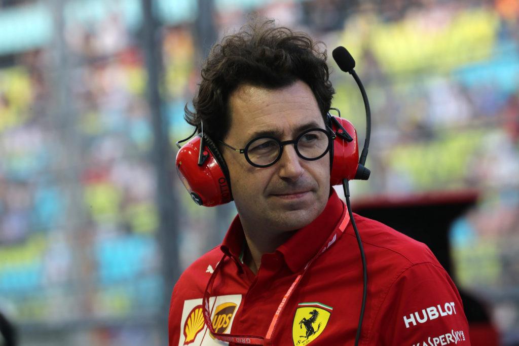 """F1   Ferrari, Binotto nel post gara: """"Vittoria di Seb meritata, ha gestito tutto alla perfezione"""""""