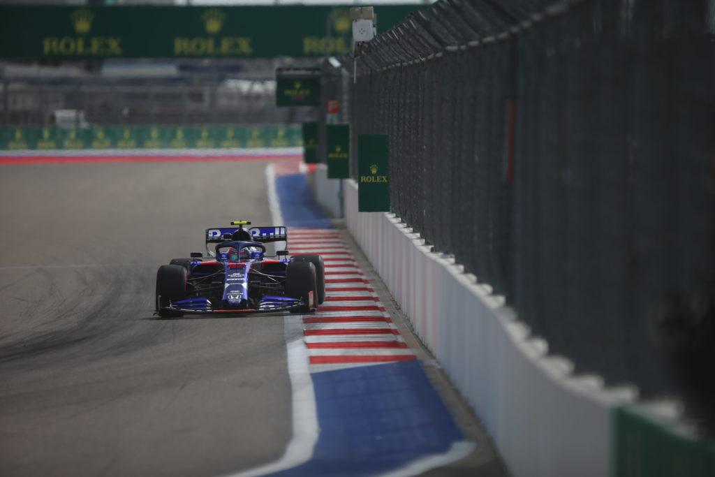 F1 | Toro Rosso, Gasly e Kvyat già concentrati per la gara per via delle penalità