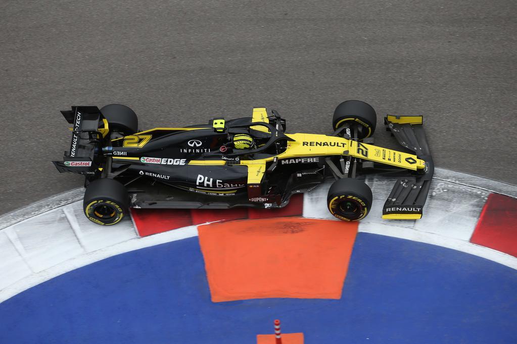 """F1   Renault, Hulkenberg: """"Non è stata una giornata negativa"""""""