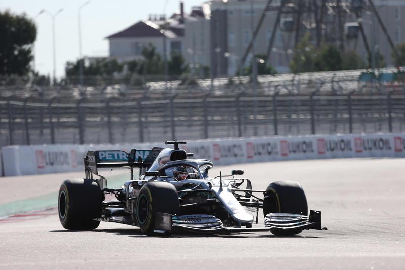 F1 | Gran Premio di Russia: doppietta Mercedes, Leclerc sul podio