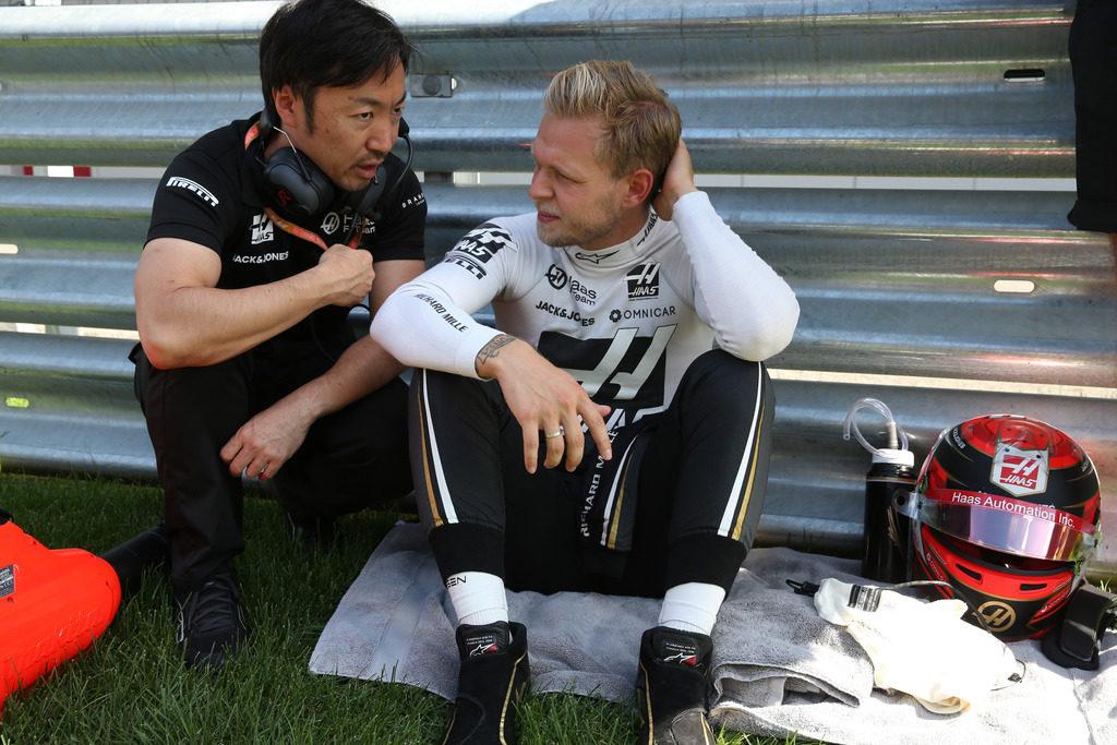 "F1 | Haas, Magnussen: ""Weekend positivo in termini di passo"""