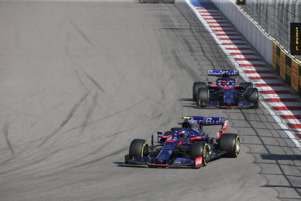 F1 | Toro Rosso, weekend senza punti per Kvyat e Gasly