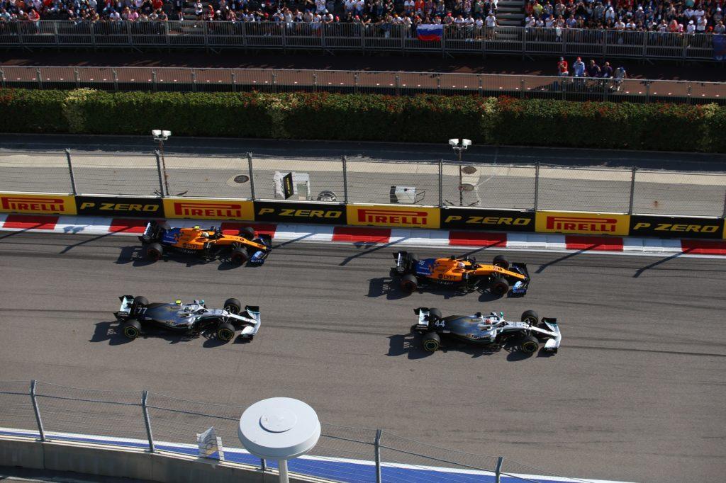 F1   GP Russia, punti importanti per la McLaren a Sochi