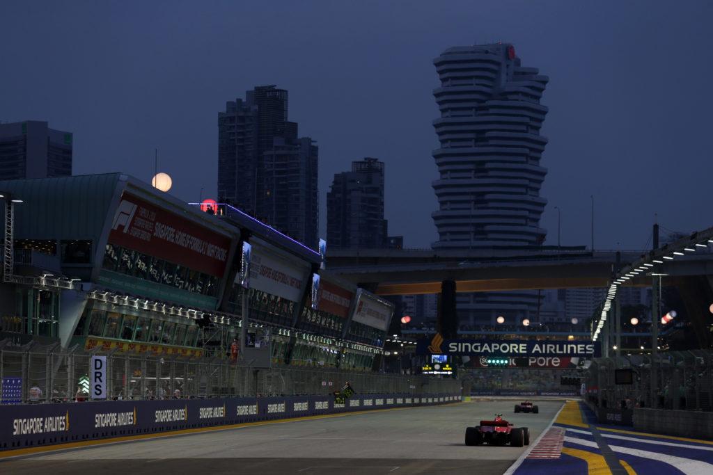 F1 | Tre zone DRS per il GP di Singapore