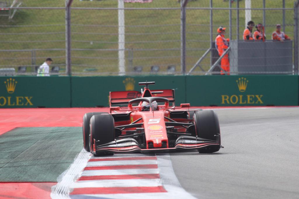 F1 | Ferrari, Vettel testerà le Pirelli 2020 a Barcellona