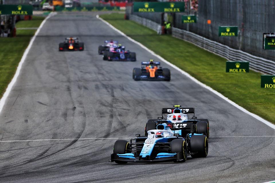 """F1   Williams, Russell: """"Possiamo essere abbastanza soddisfatti"""""""