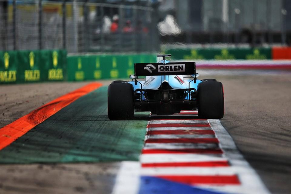 """F1   Williams, Russell: """"La nostra prestazione odierna non è stata buona come ci aspettavamo"""""""