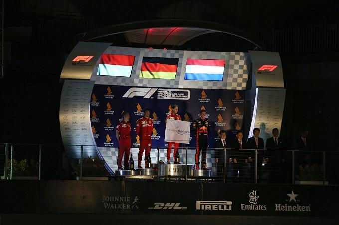 F1   GP di Singapore: l'analisi della gara