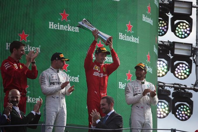 F1 | GP d'Italia: l'analisi della gara