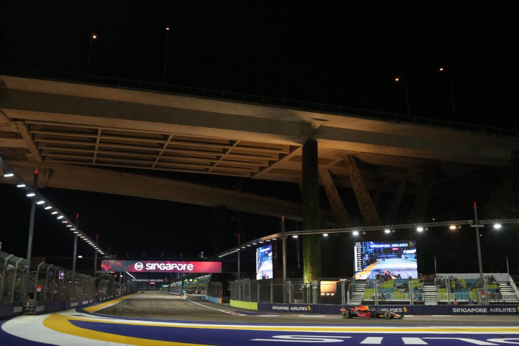 Gran Premio di Singapore 2019: anteprima e orari del weekend