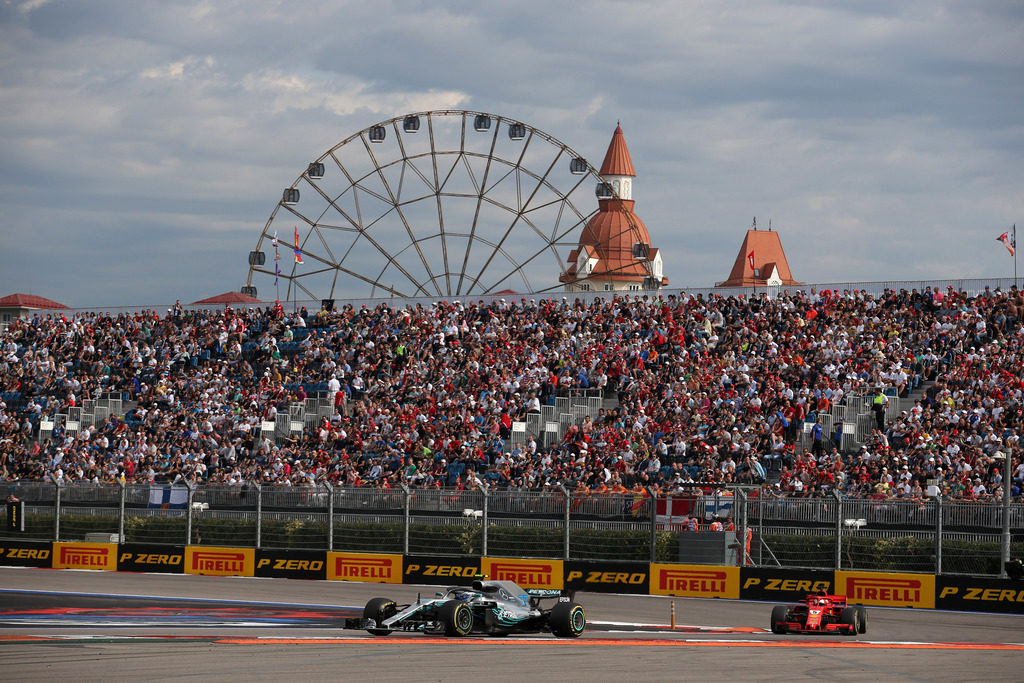 F1 | Gran Premio di Russia 2019: anteprima e orari del weekend