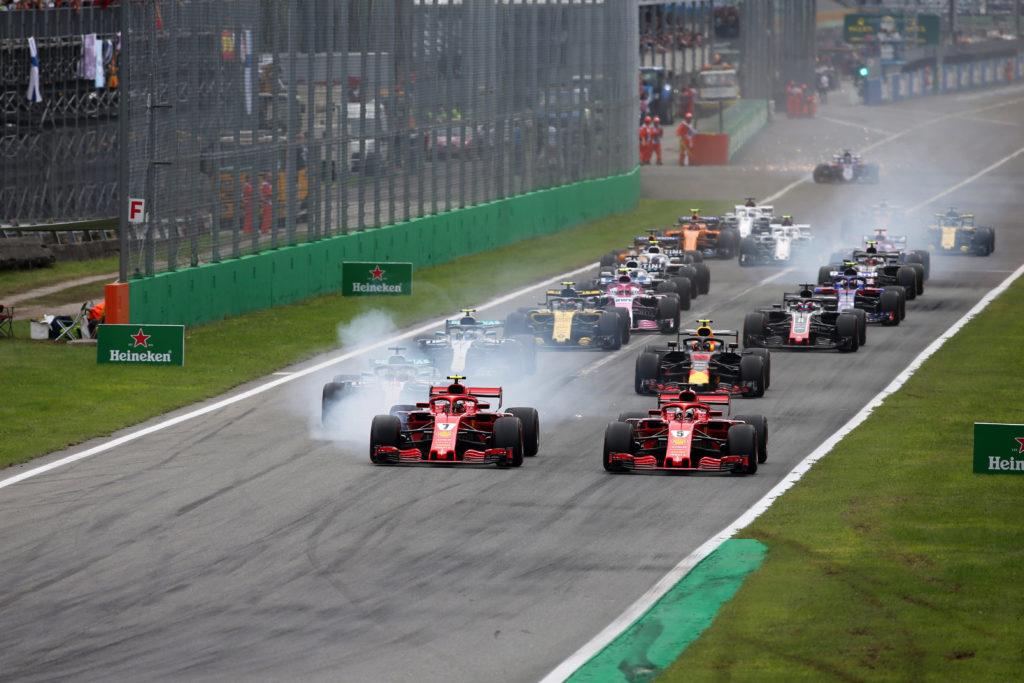 Formula 1   GP Italia, Brembo analizza l'impegno dei sistemi frenanti sul tracciato di Monza