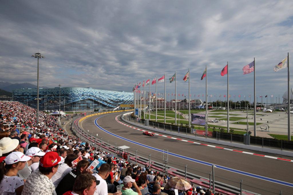Formula 1 | GP Russia, confermate le zone DRS per il week-end di Sochi