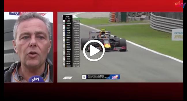 F1  GP Italia, poche indicazioni strategiche al termine delle prime libere a Monza [VIDEO]