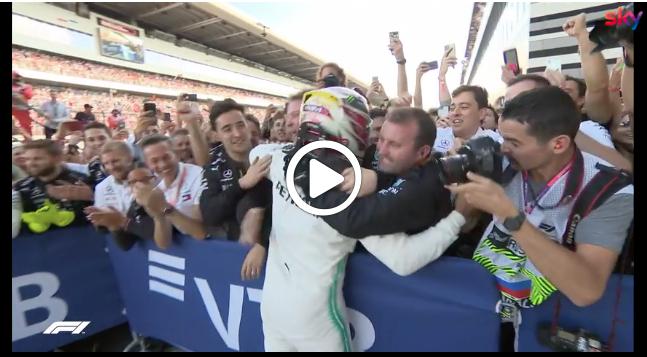 F1 | GP Russia, Hamilton mattatore nella giornata dei rimpianti Ferrari [VIDEO]