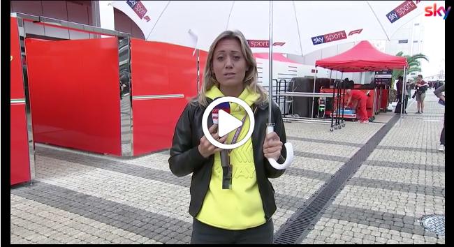 F1 | GP Russia, il maltempo e il freddo non spengono l'entusiasmo Ferrari a Sochi [VIDEO]