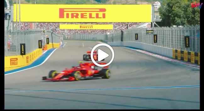 Formula 1 | GP Russia, la sintesi della gara a Sochi [VIDEO]