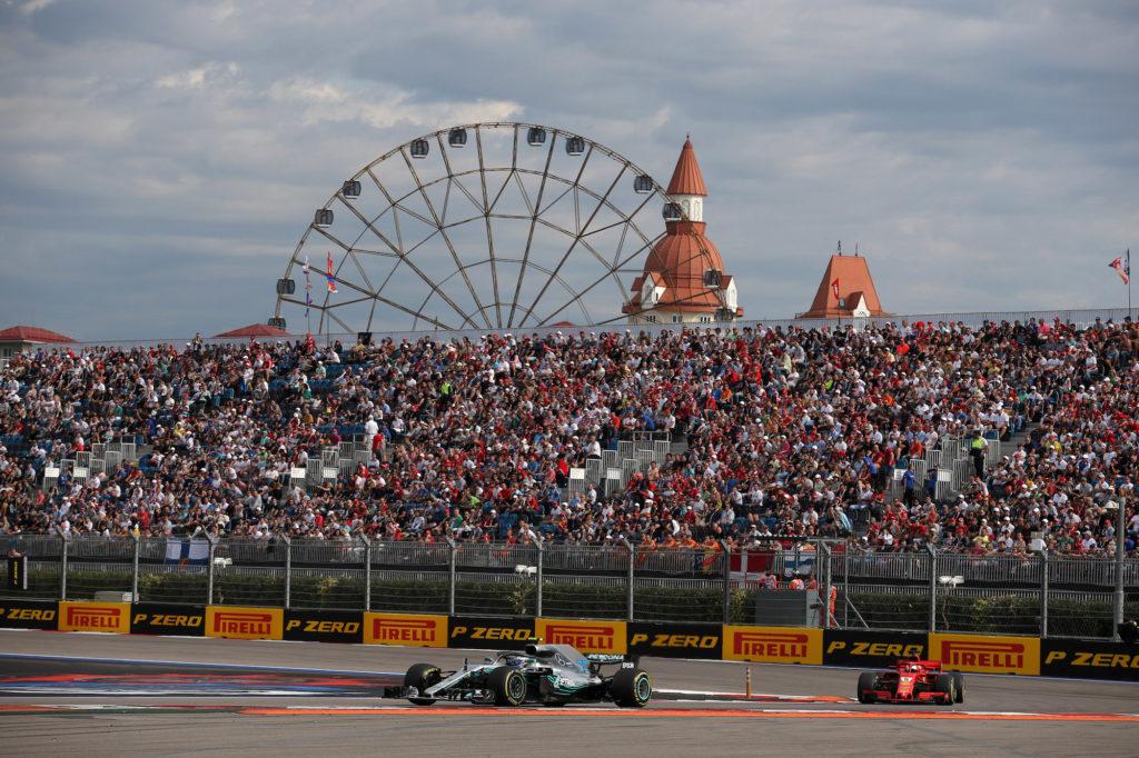 F1 | GP Russia, Pirelli svela le scelte delle squadre per l'appuntamento di Sochi