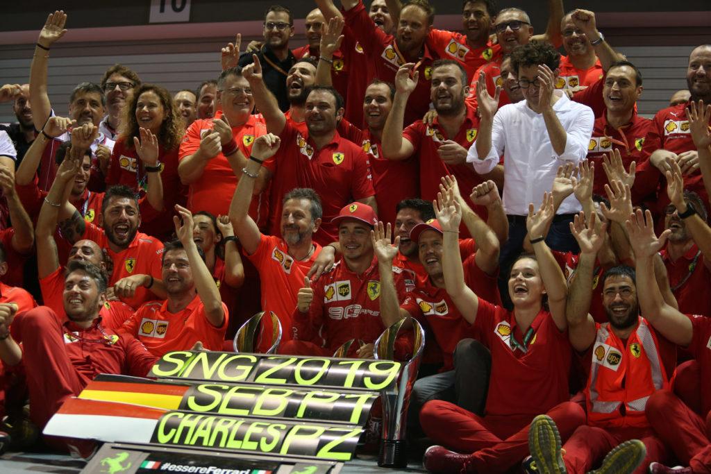 """Formula 1   Turrini sulla vittoria di Vettel a Singapore: """"Grandissima risposta dopo la disfatta di Monza"""""""