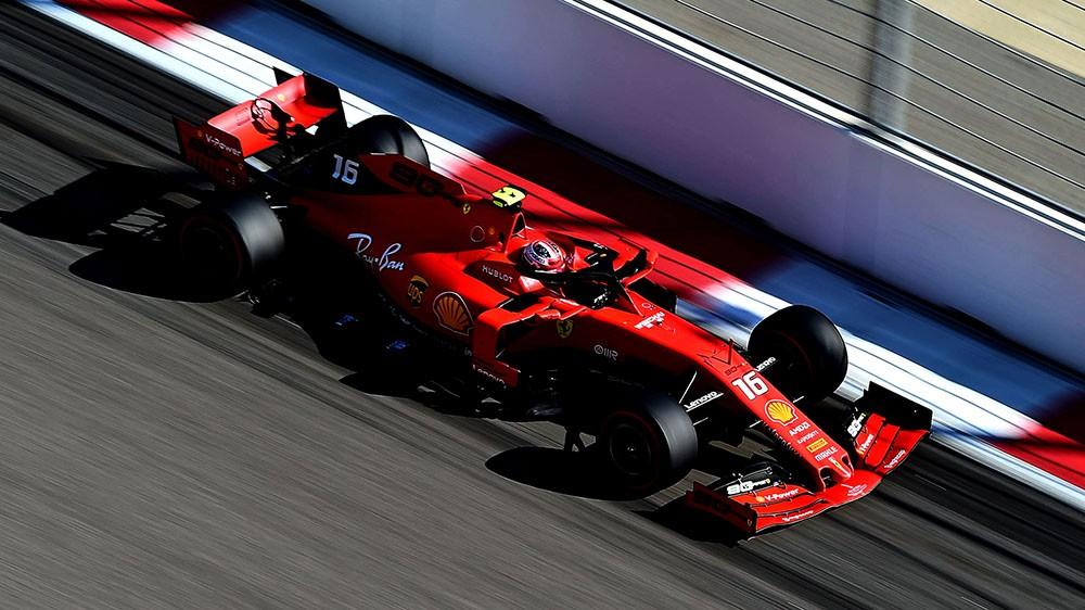 F1 | Ferrari, gara amara per Vettel e Leclerc a Sochi