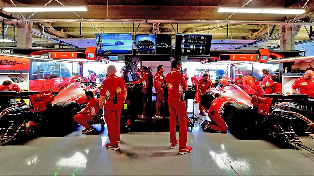 Formula 1   GP Singapore, Ferrari pronta per il gala di Marina Bay