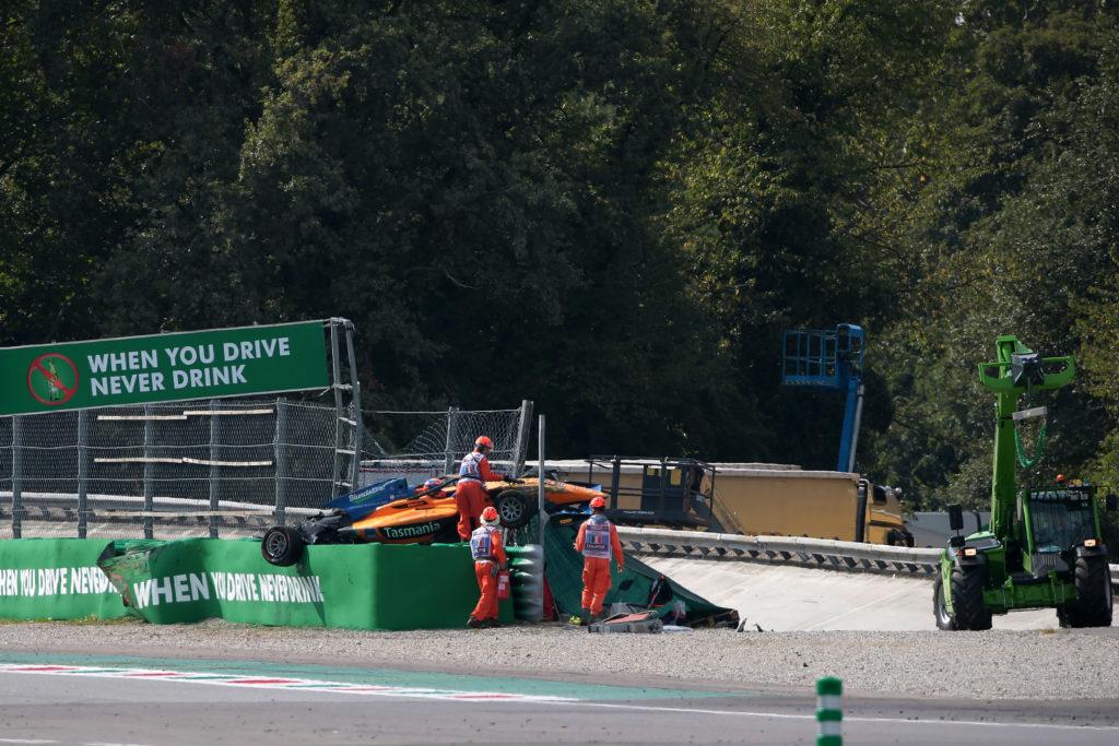 F1 | Monza: previste modifiche alla Parabolica
