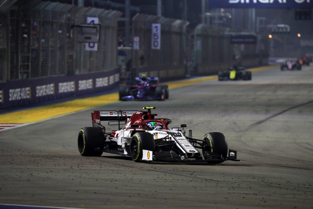"""F1   Alfa Romeo Racing, Giovinazzi sereno: """"Sono abituato alla pressione"""""""