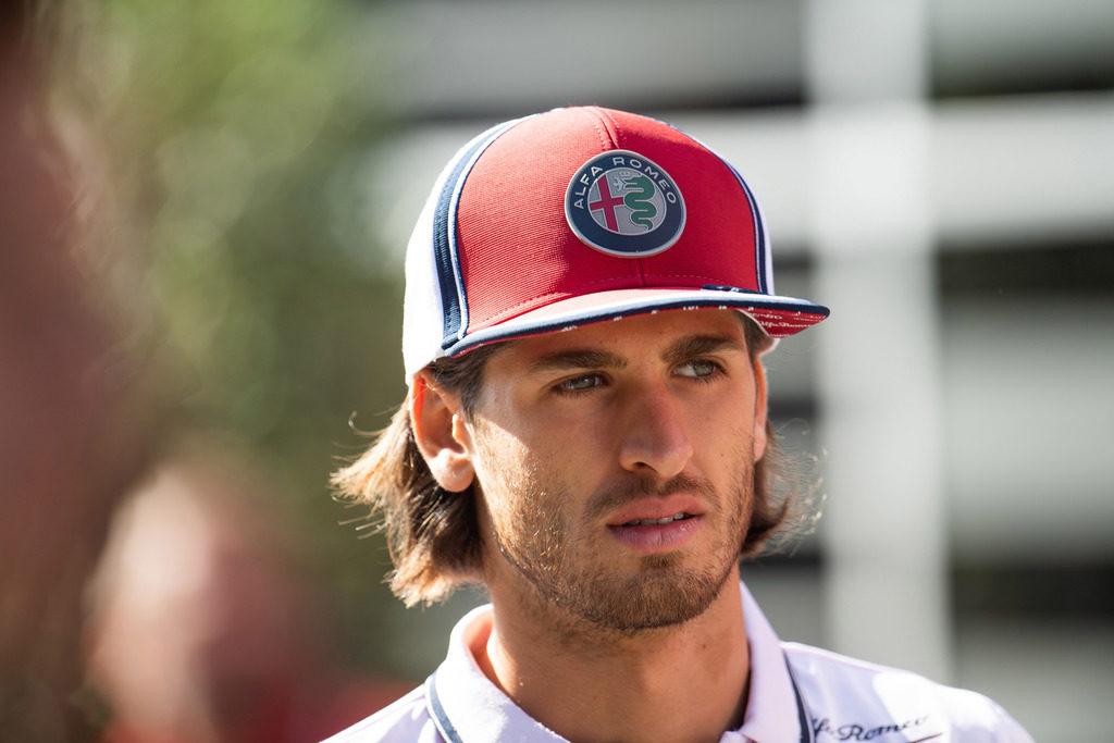 F1 | Giovinazzi: futuro a rischio?