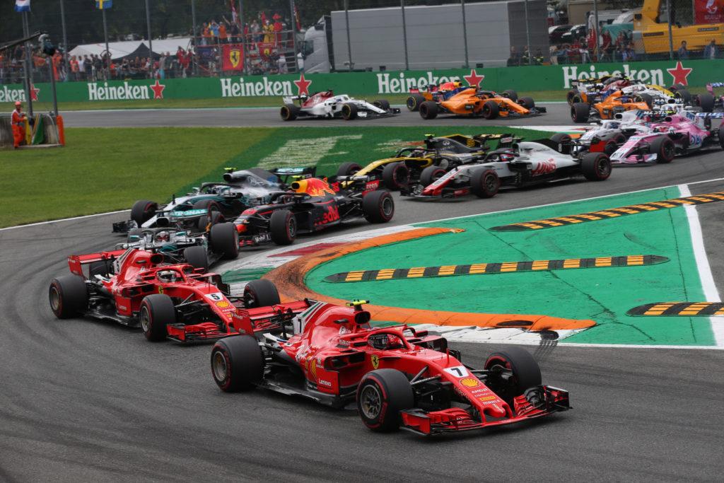 Formula 1   GP Italia, la programmazione integrale su Sky Sport F1 HD