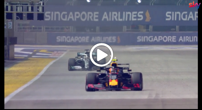 F1 | GP Singapore, gli highlights delle libere [VIDEO]