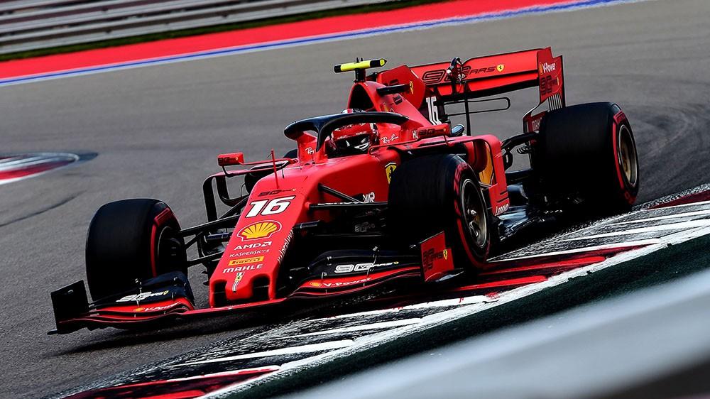 Formula 1   GP Russia, Leclerc firma la quarta pole consecutiva a Sochi